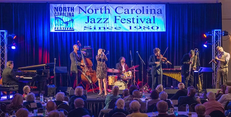 This is one of the best jazz festivals in the whole United States
